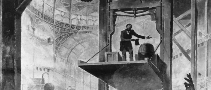 História do Elevador: Como ele surgiu?