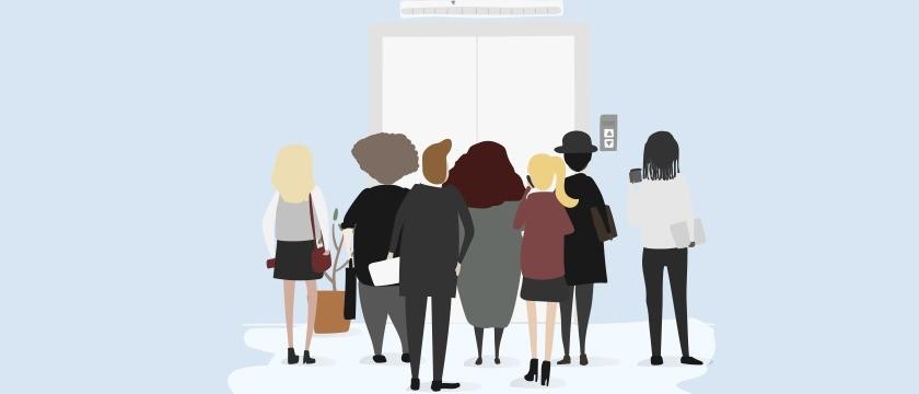 O que determina quantos elevadores deve ter um prédio?